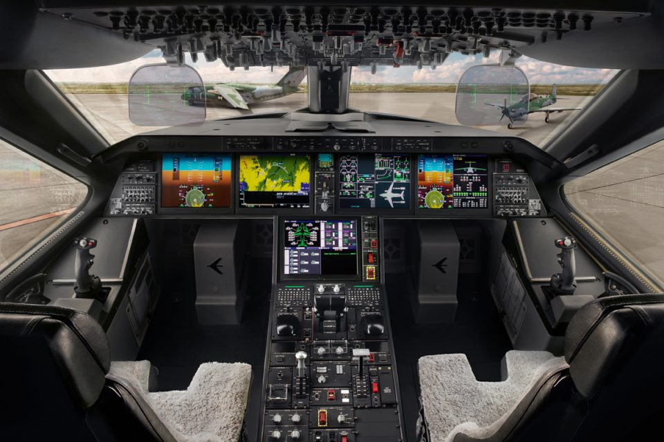 Sistema Fly by Wire da Embraer