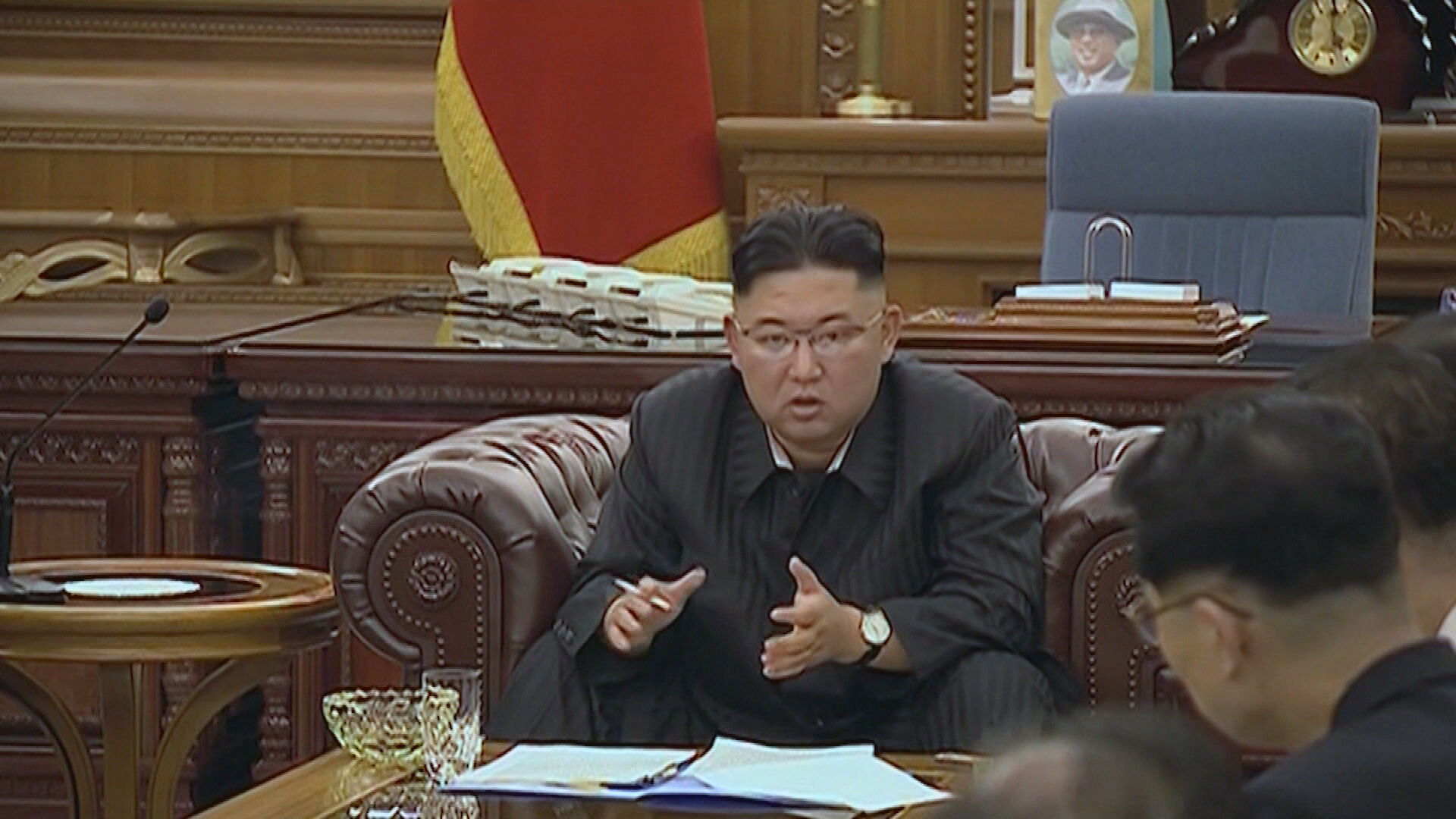 Emagrecimento de Kim Jong Un despertou atenção de agência de inteligência
