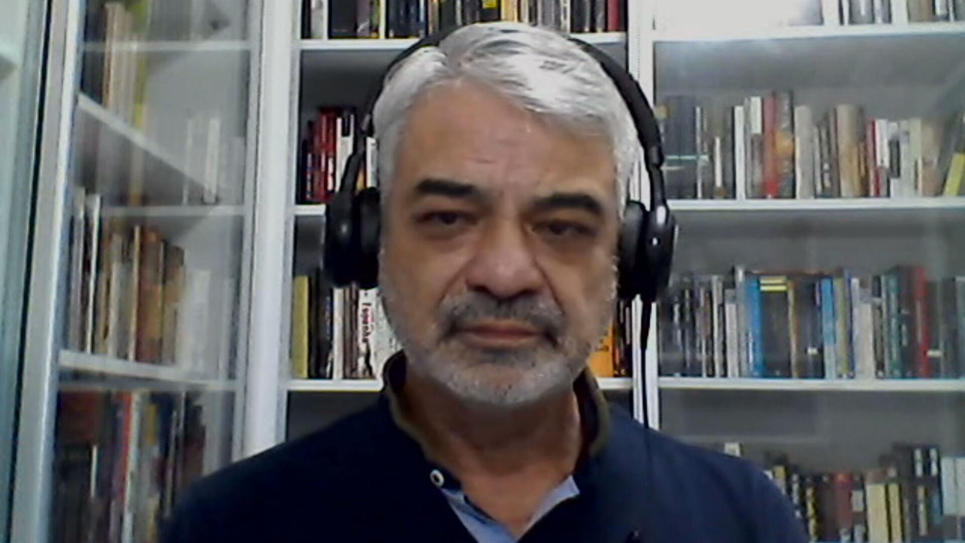 O senador Humberto Costa (PT-SP) (12.Jun.2021)