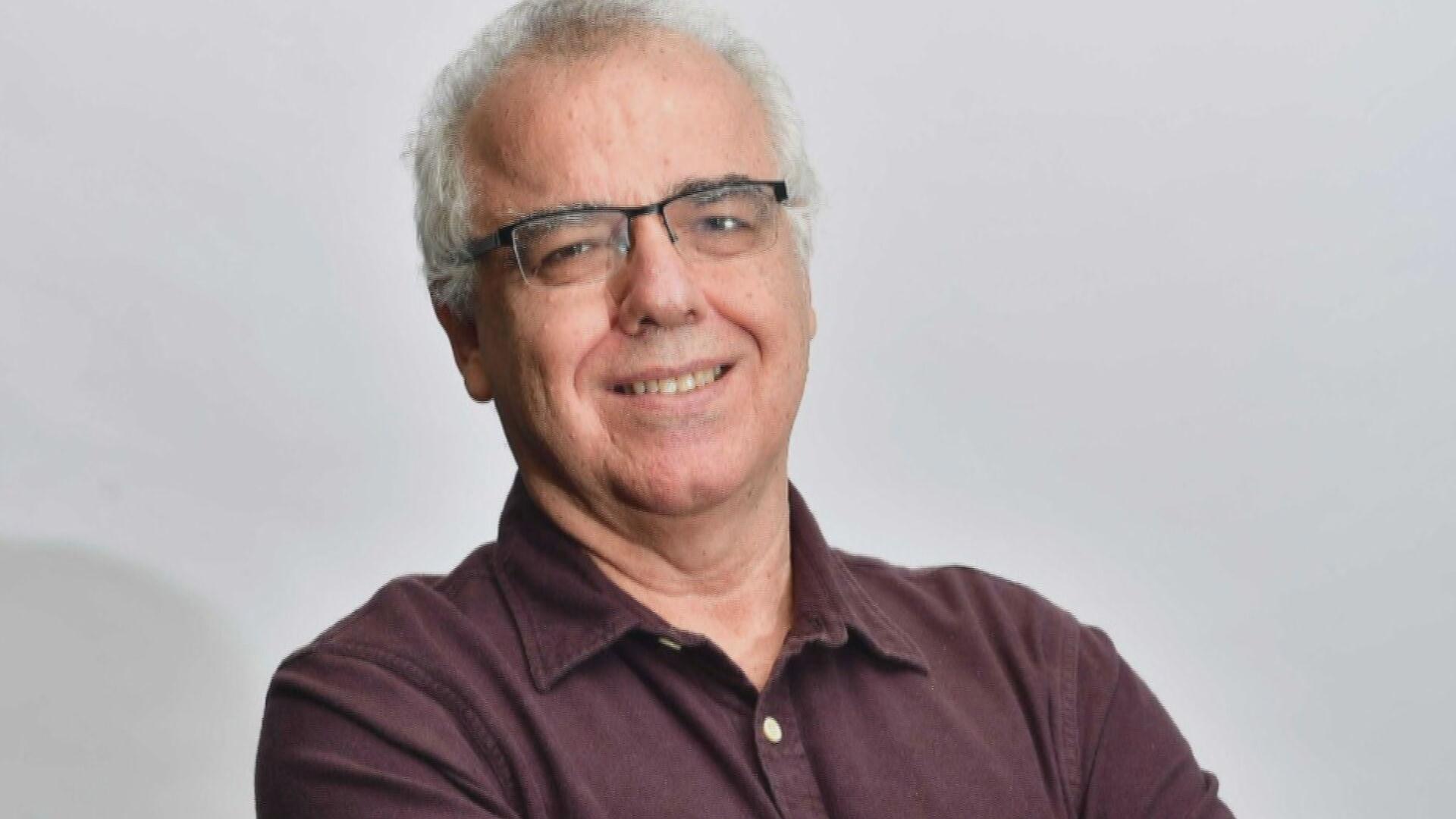 O jornalista Domingos Fraga (12.jun.2021)