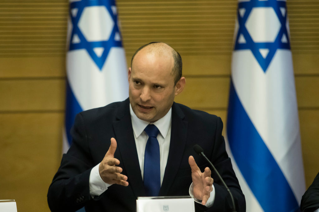 Novo primeiro-ministro israelense Naftali Bennett