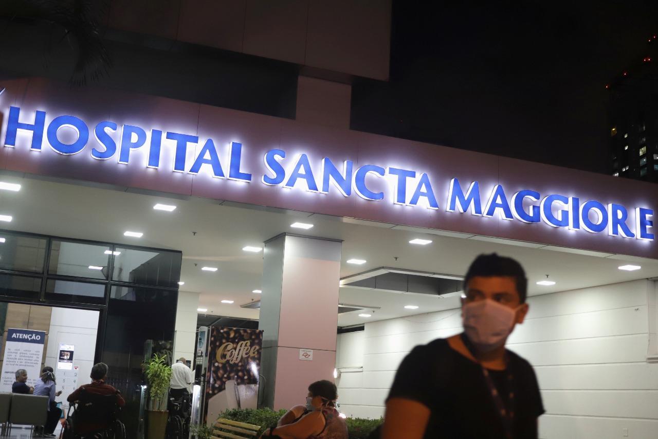 Hospital da rede Prevent Senior em São Paulo (SP) 17/03/2020