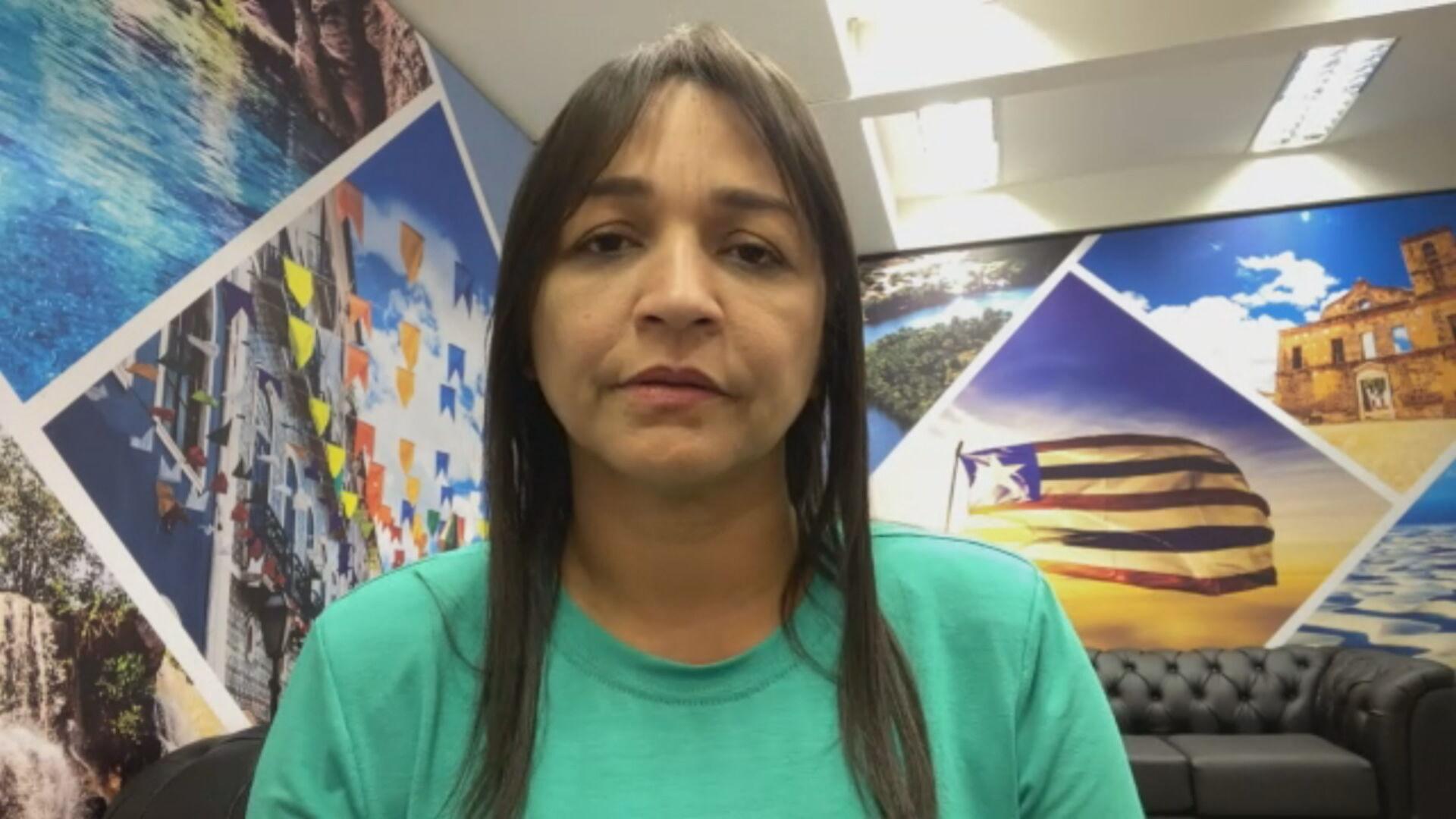 A senadora Eliziane Gama (Cidadania-MA) conversou com a CNN sobre a CPI da Covid