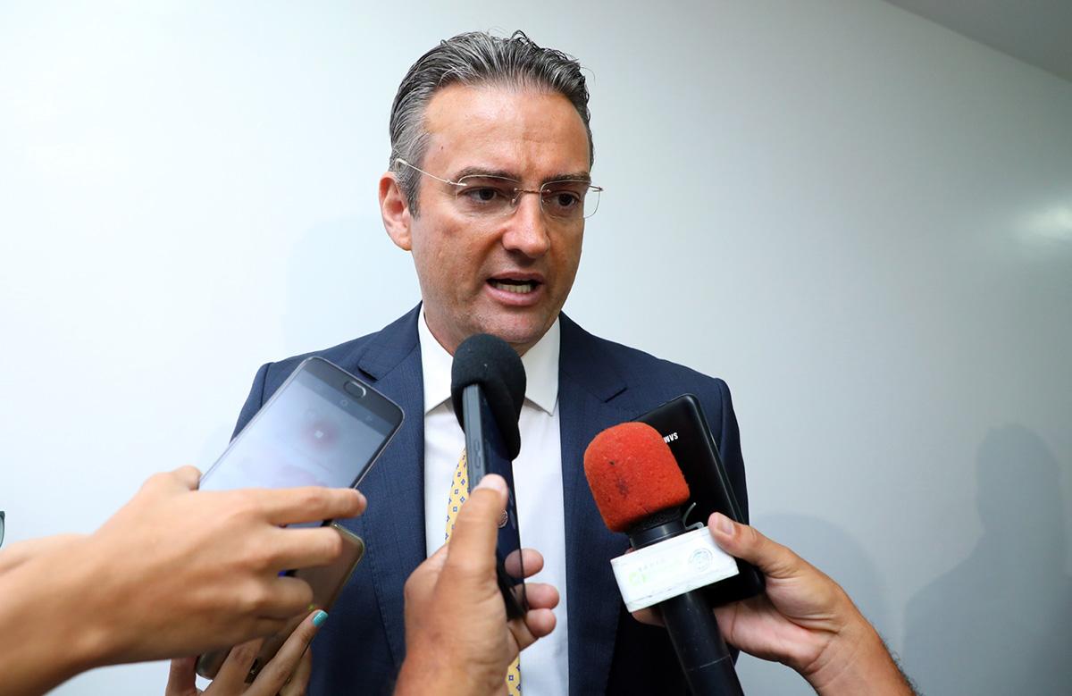Rolando Alexandre de Souza, novo diretor-geral da Polícia Federal (PF)
