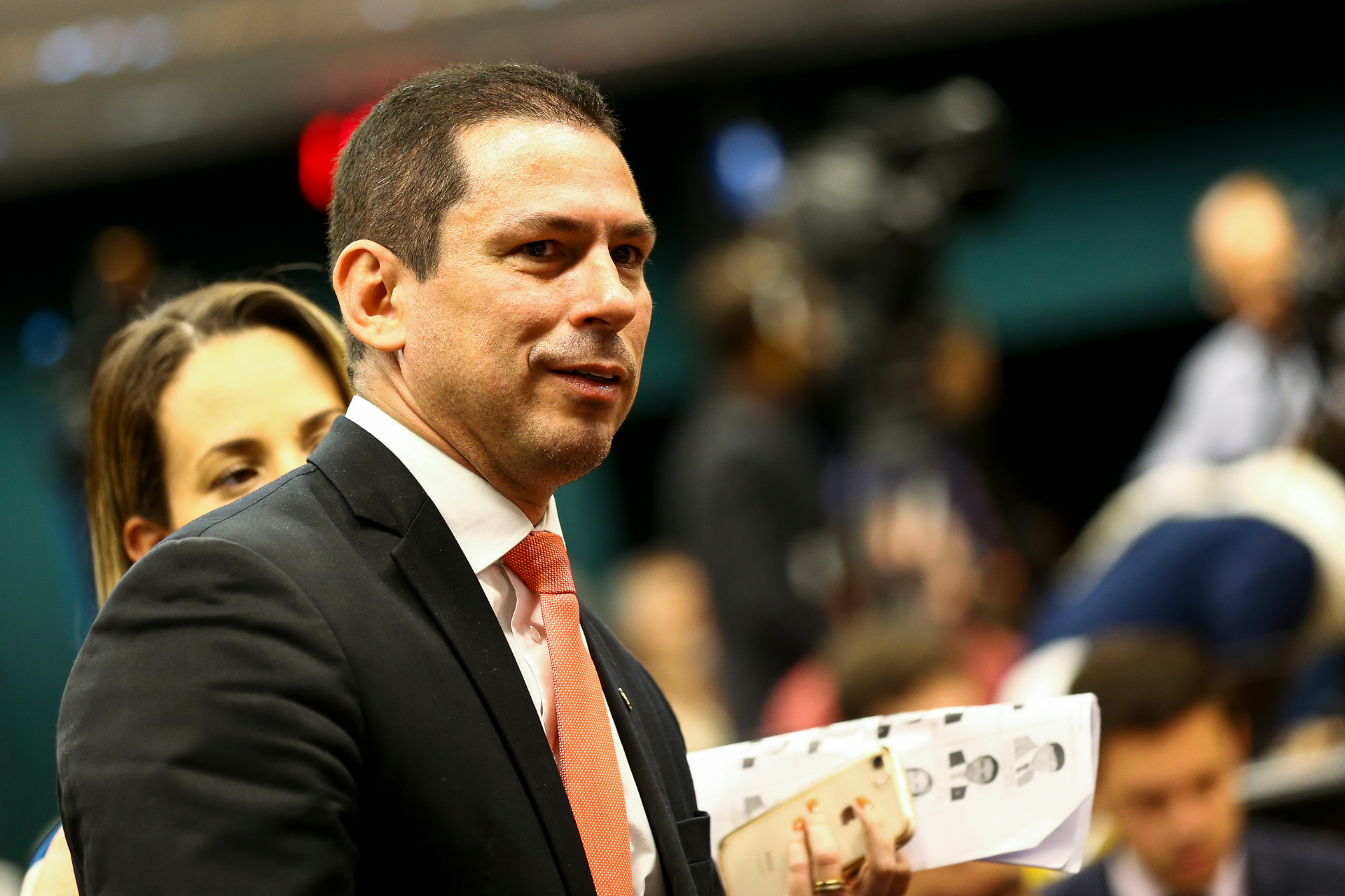 O deputado federal Marcelo Ramos (PL-AM)
