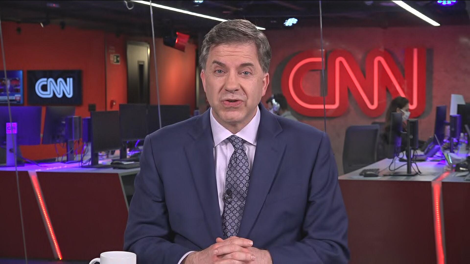Todd Chapman, embaixador dos Estados Unidos no Brasil em entrevista para a CNN (
