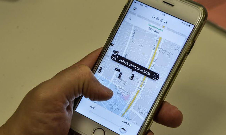 uber celular