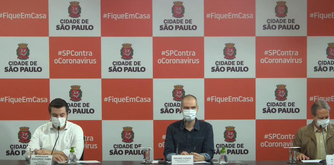 Prefeitura de São Paulo anunciou volta do rodízio tradicional