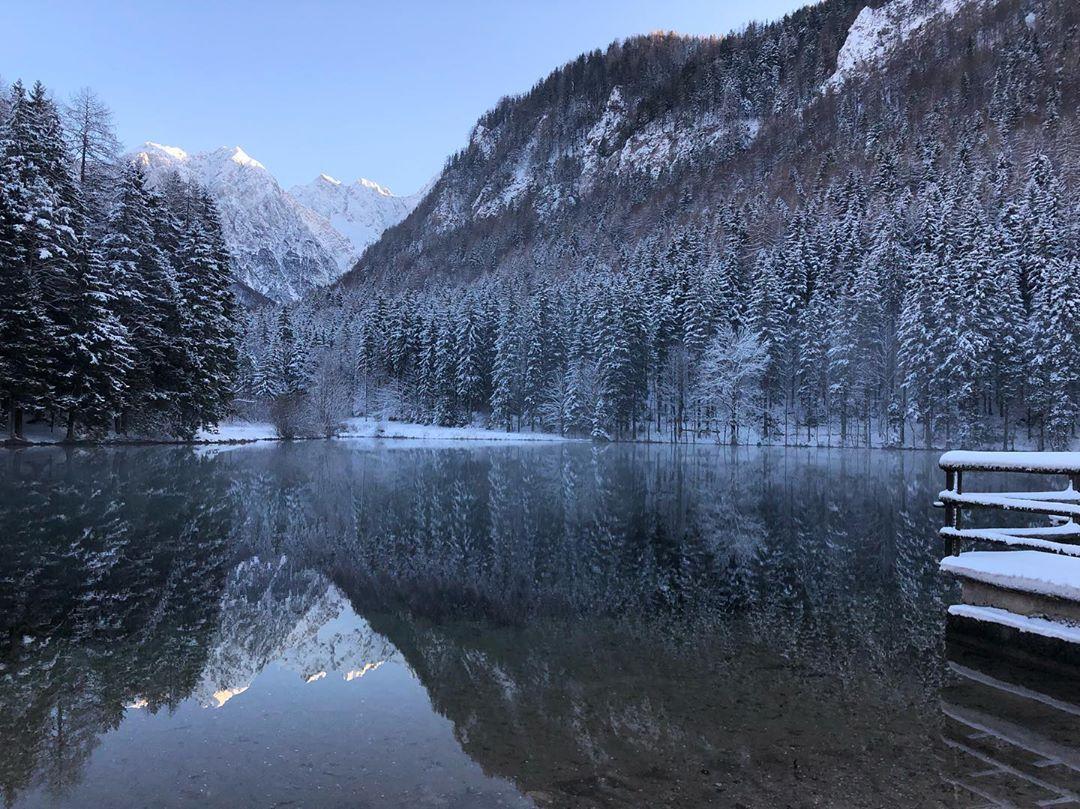 Inverno na Eslvênia
