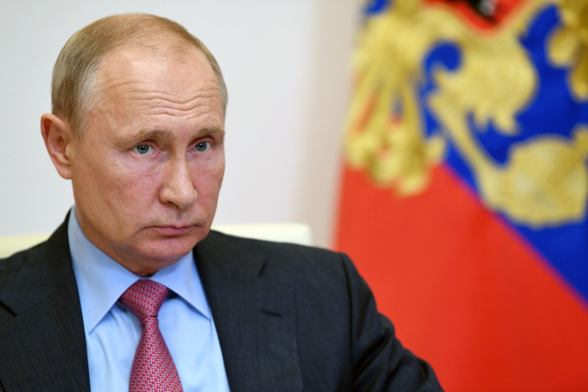 Putin poderá ficar no poder até 2036 se russos aprovarem mudança constitucional