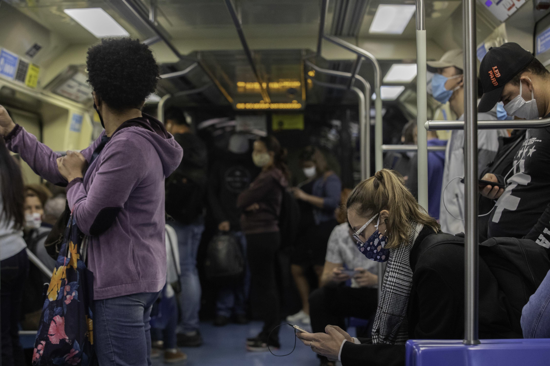 São Paulo, metrô