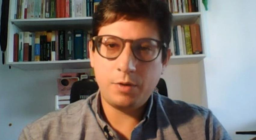 O defensor público Daniel Lozoya fala à CNN