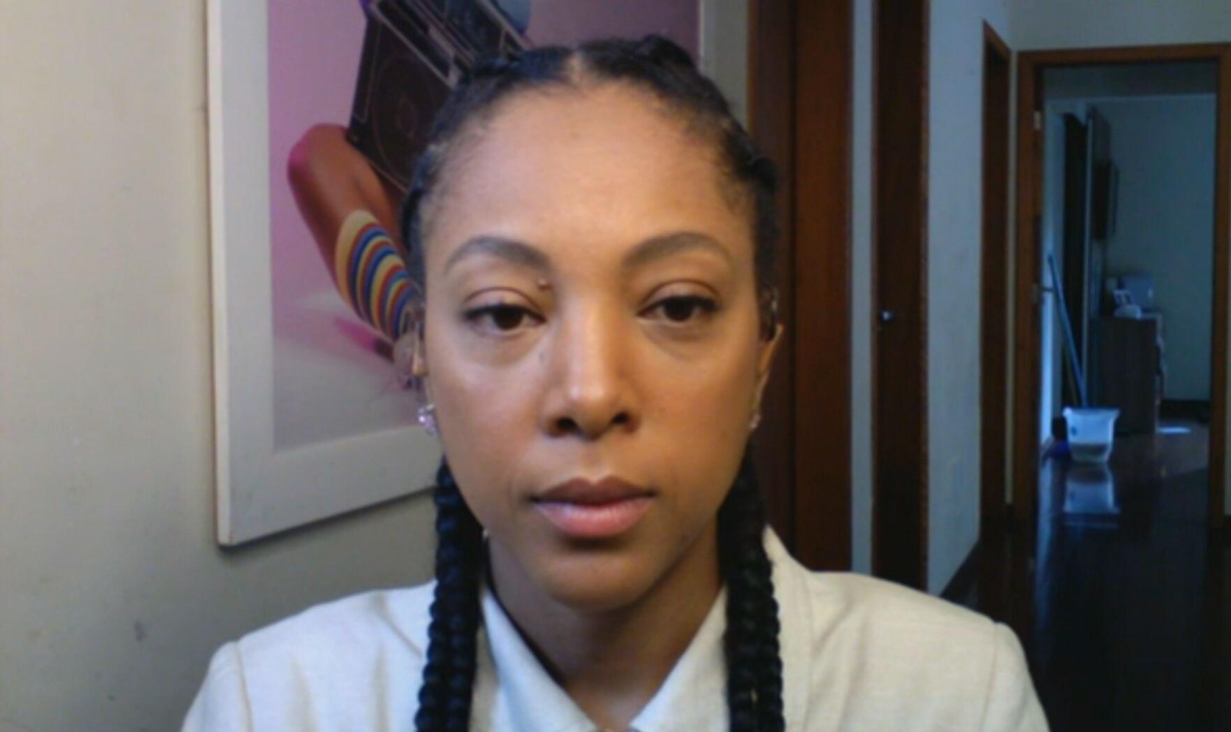 A cantora Negra Li fala à CNN