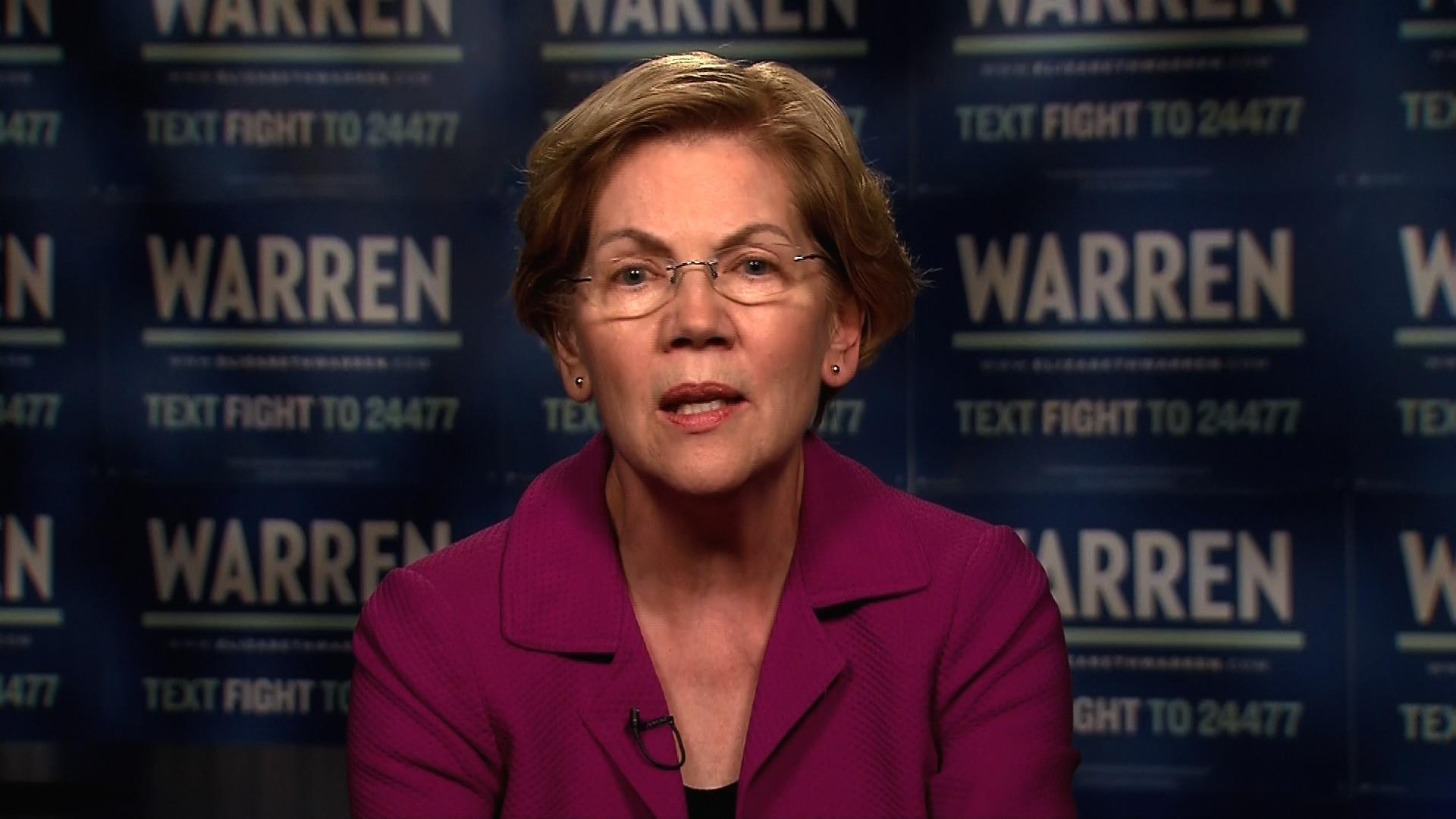 Elizabeth Warren foi derrotada em Massachusetts