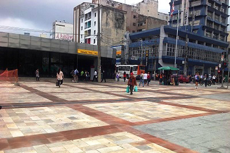 Largo da Batata, em Pinheiros, bairro da zona oeste da capita Paulista