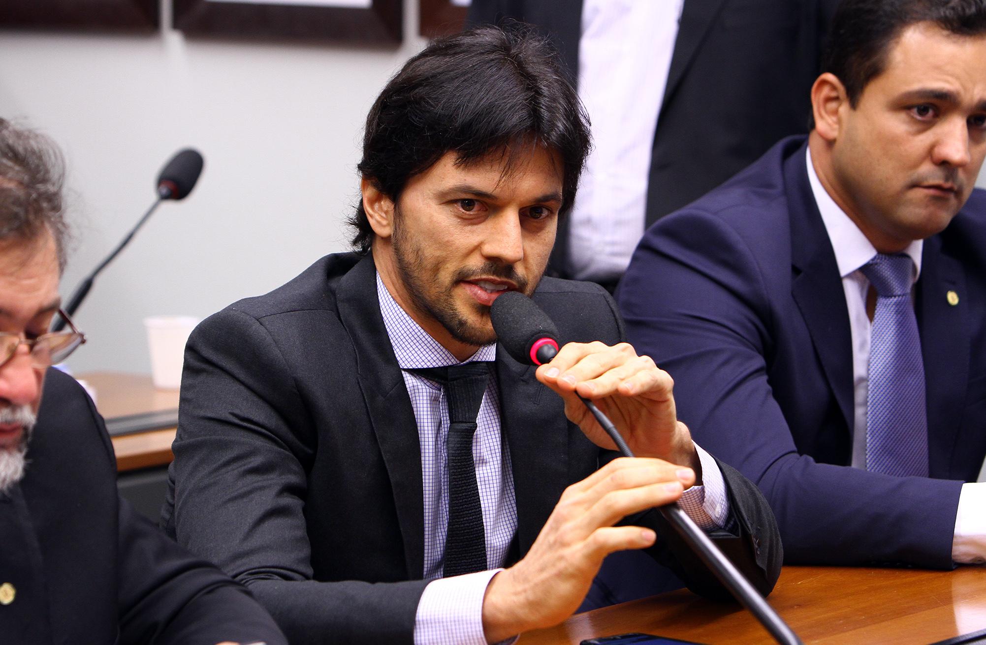 O ministro das Comunicações Fábio Faria (PSD-RN)
