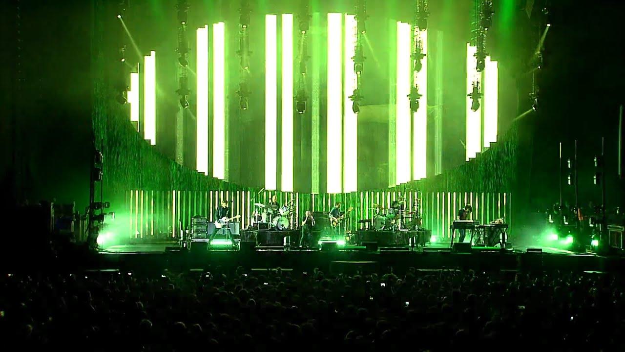 Apresentação do Radiohead em São Paulo será disponibilizada no YouTube
