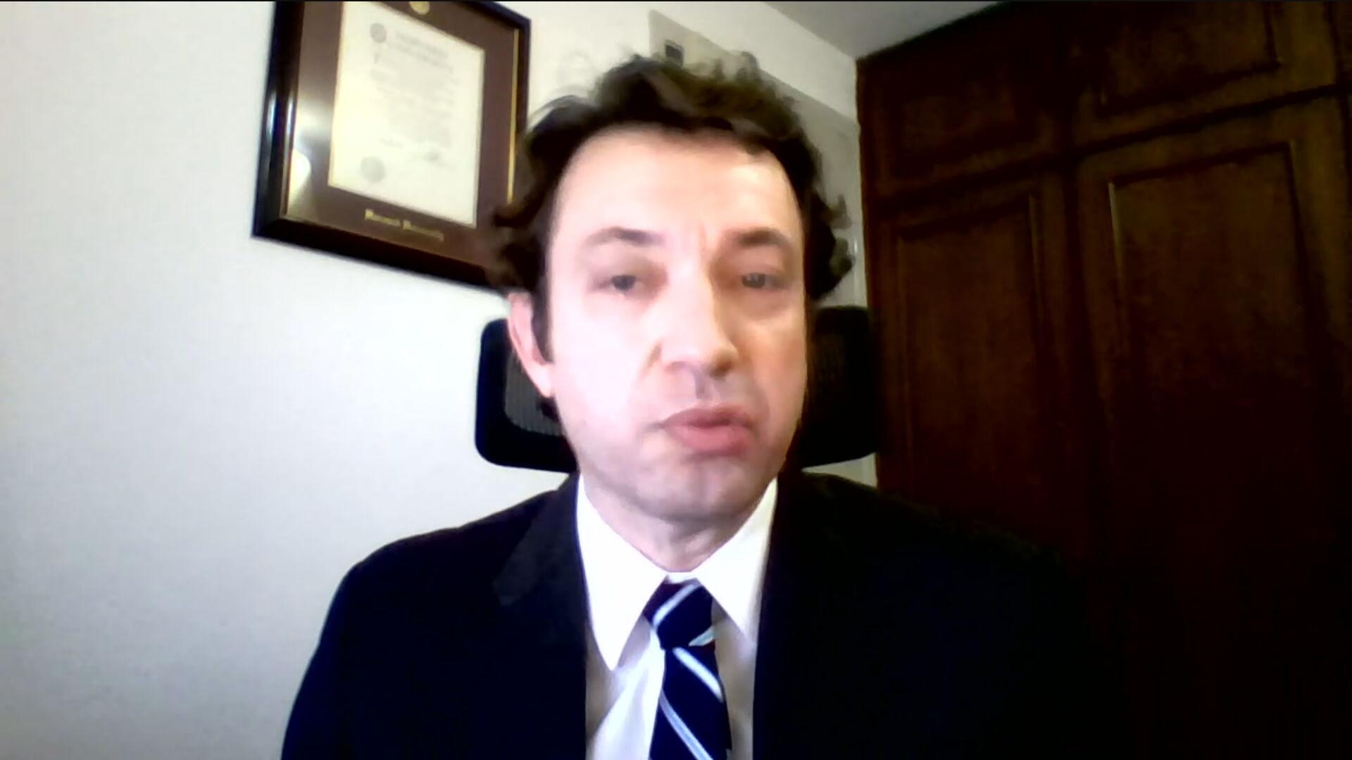 Dr. Márcio Sommer Bittencourt, médico, pesquisador do Centro de Pesquisa Clínica