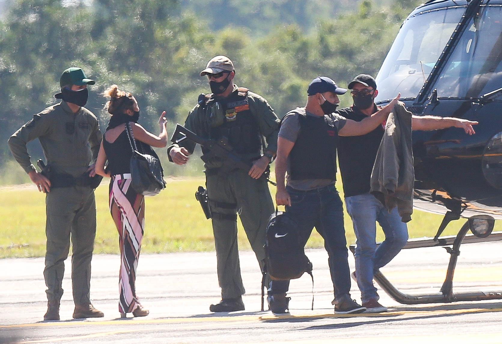 Queiroz chega ao Rio