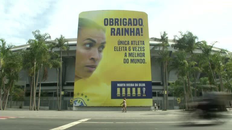 Marta futebol