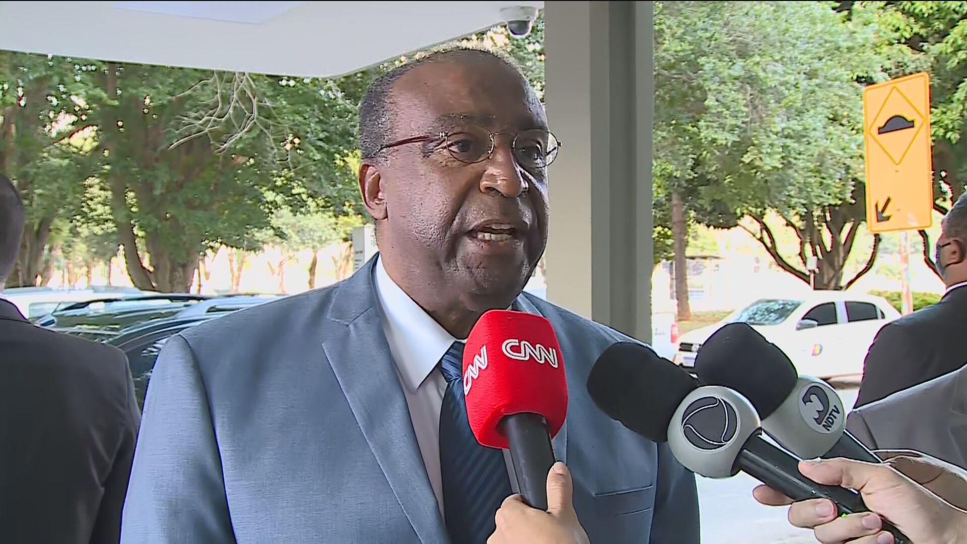 O professor Carlos Alberto Decotelli da Silva, novo ministro da Educação, fala a