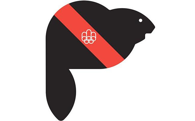 Mascote da Olimpíada de Montreal 1976