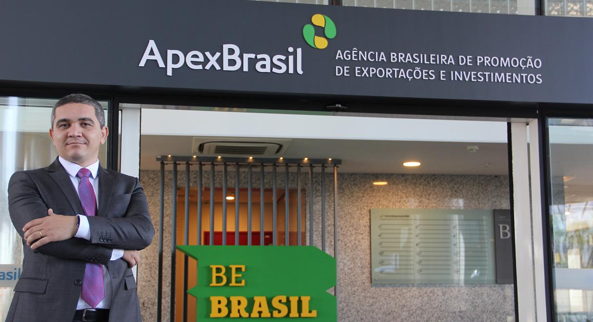 Alex Carreiro, ex-presidente da Apex
