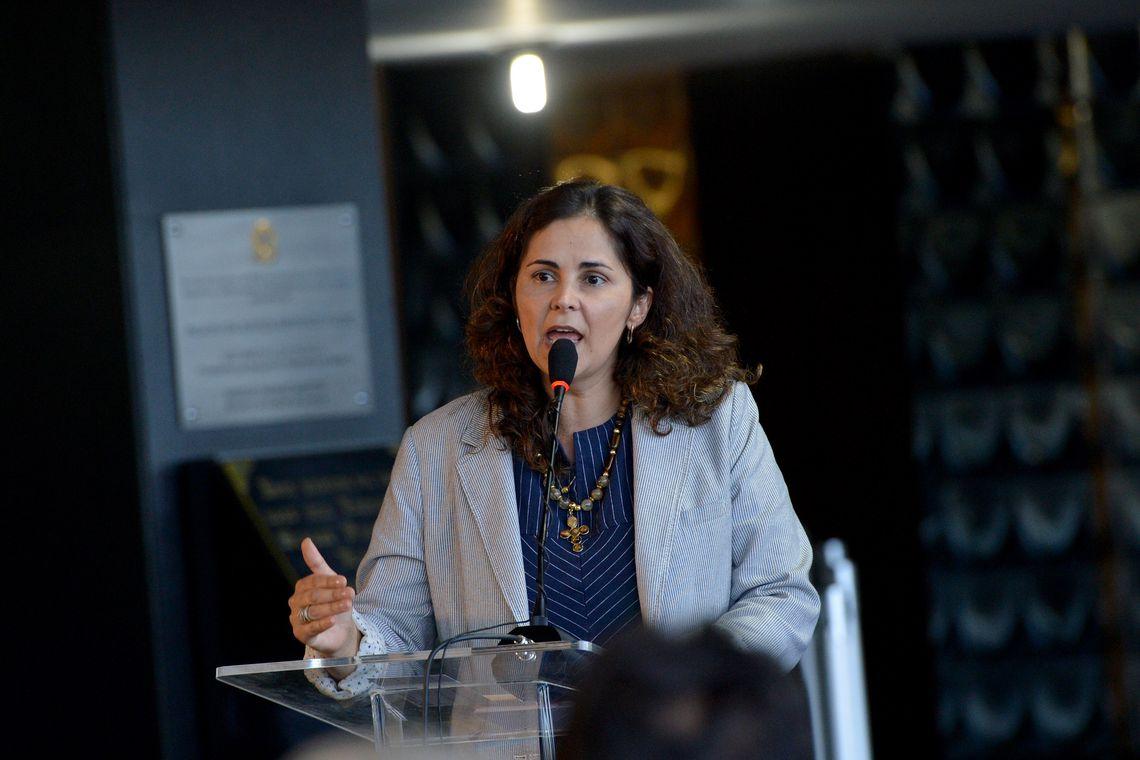 Eugênia Gonzaga, ex-presidente Comissão sobre Mortos e Desaparecidos Políticos