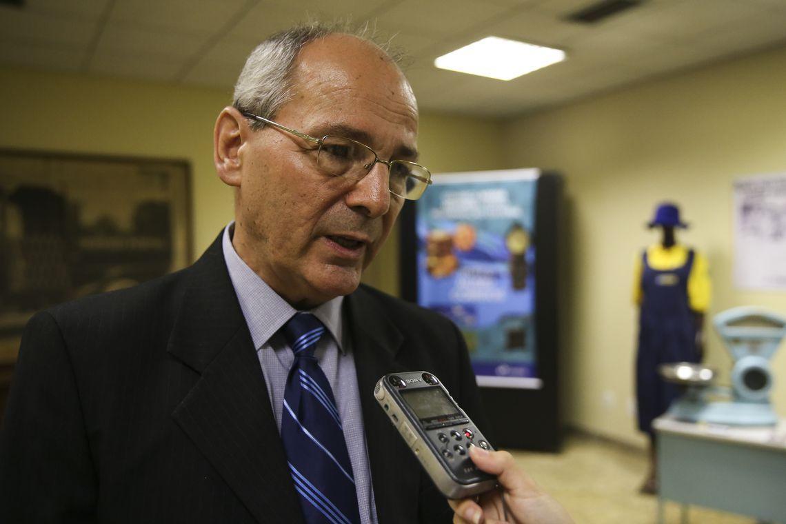 Juarez de Paula Cunha, ex-presidente dos Correios
