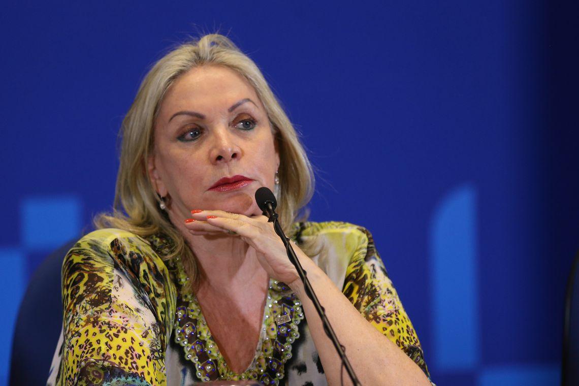 Maria Inês Fini,  ex-presidente do Inep