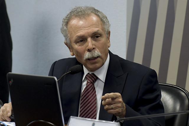 O cientista Ricardo Galvão
