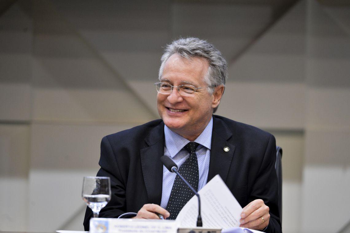 O ex-presidente do Coaf, Roberto Leonel