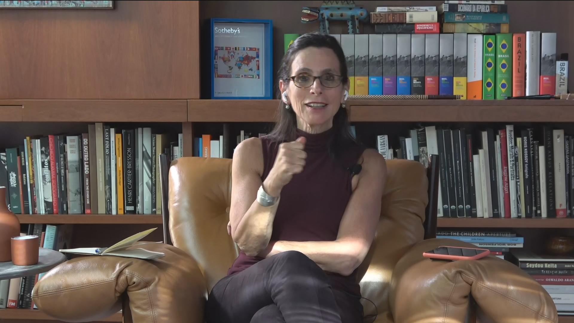O Mundo Pós-Pandemia, Lilia Schwarcz