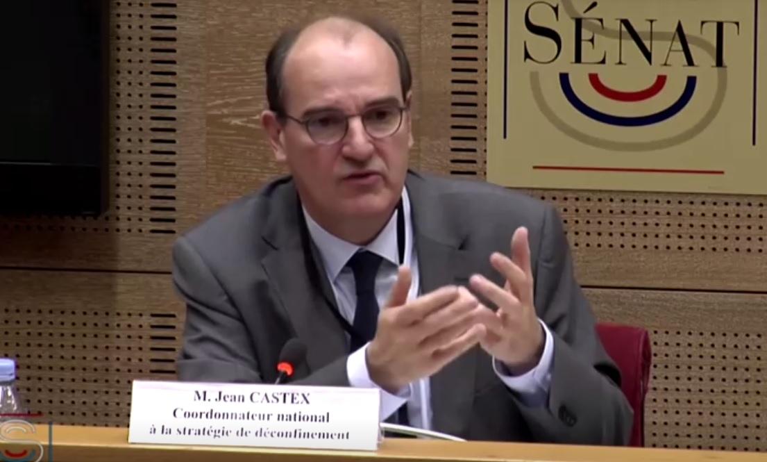Jean Castex, novo premiê da França