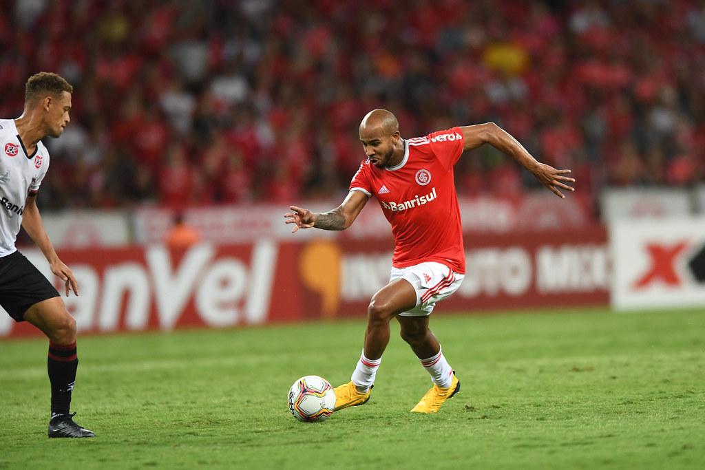 Patrick em partida contra o Brasil de Pelotas, pelo gauchão (08.mar.2020)