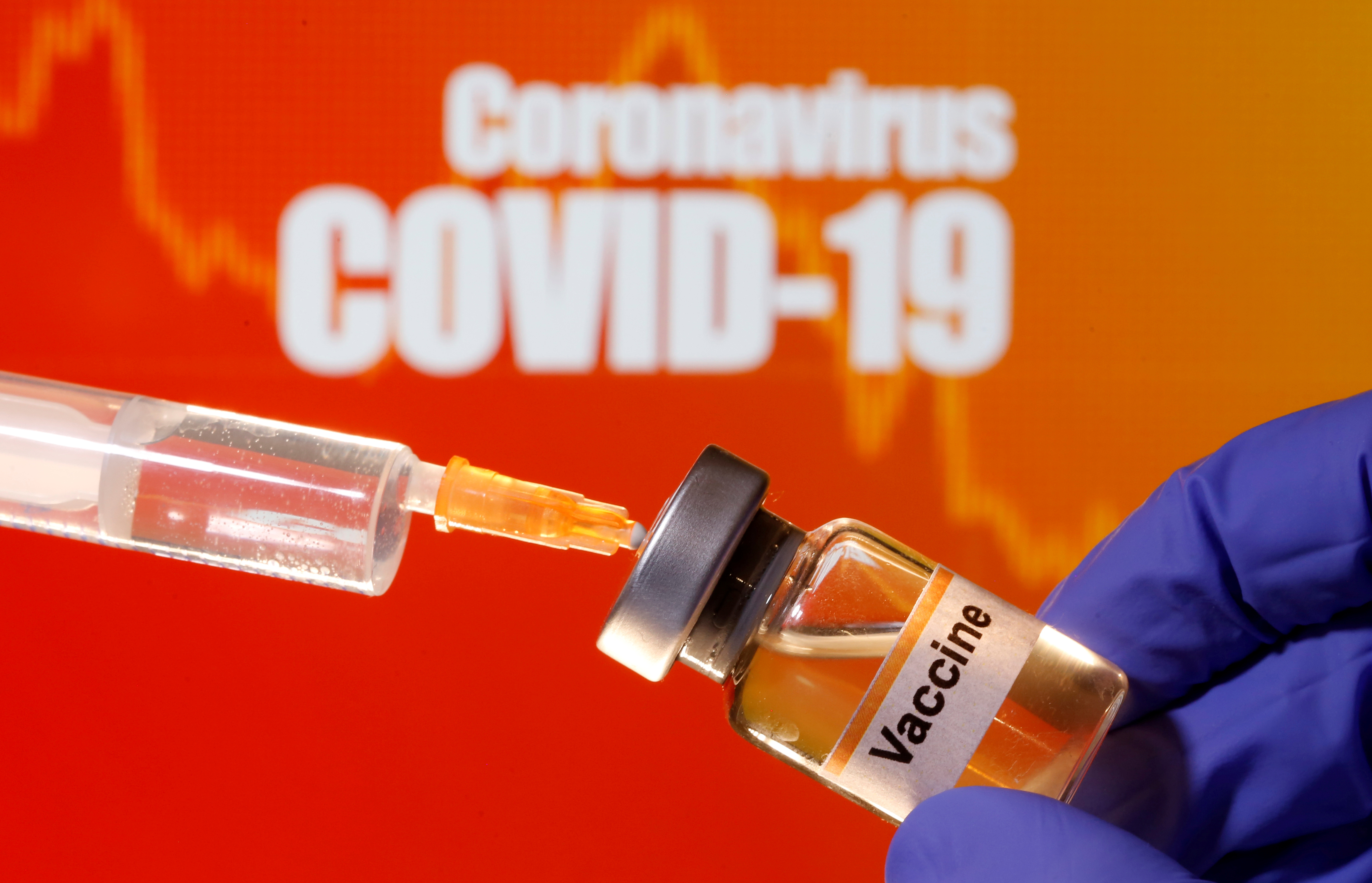 Vacina para Covid-19 em estudo