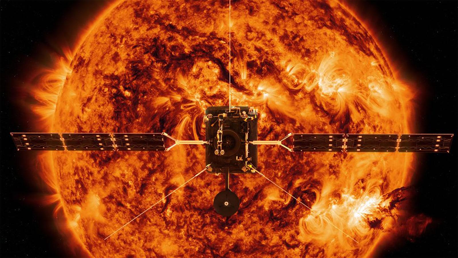 Cientistas identificaram pequenas 'fogueiras' próximas da superfície solar