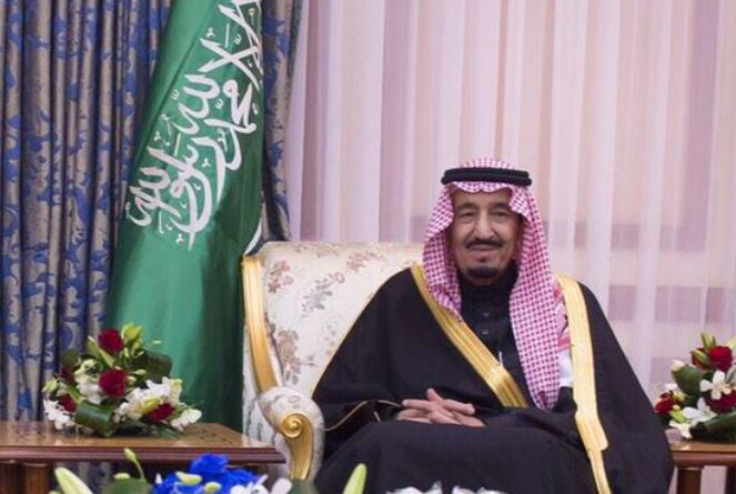 Rei Salman da Arábia Saudita