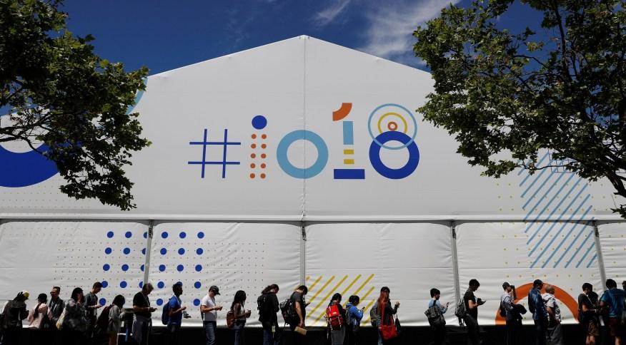 Google recomendou a todos funcionários trabalharem em casa; Neste mês, evento anual I/O foi cancelado em meio às preocupações geradas pelo coronavírus (08.Mai.2018)