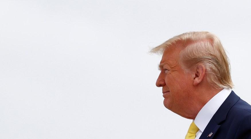 Trump chamou o banco central dos EUA de 'patético e lento'