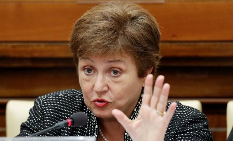 """Kristalina Georgieva, chefe do FMI, prevê que os impactos do coronavírus serão muito maiores do que a """"bolha imobiliária"""" americana"""