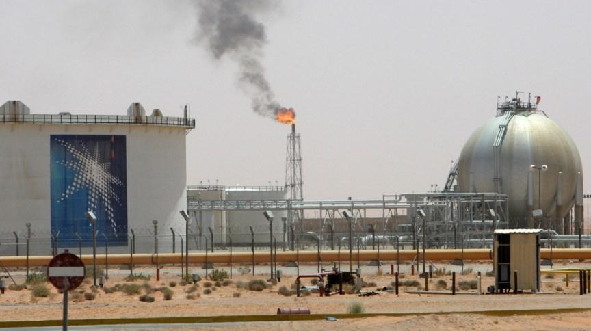 Campo de petróleo em Khurais, Arábia Saudita (23.jun.2008)