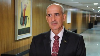 O ministro da Secretaria-Geral da Presidência foi ouvido por cerca de quatro horas