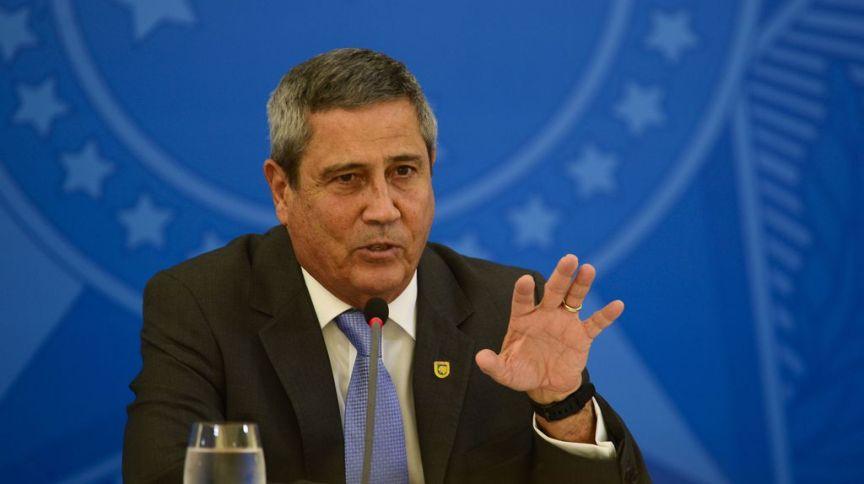 Walter Braga Netto: 'se economia não voltar, vamos ter gente morrendo de fome e caos social'