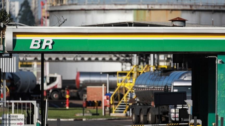 Refinaria da Petrobras em Canoas (RS) 02/05/2019