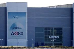 Até agora, a fabricante europeia de aviões anunciou cortes de produção de um terço em relação a seus planos de antes da crise do coronavírus