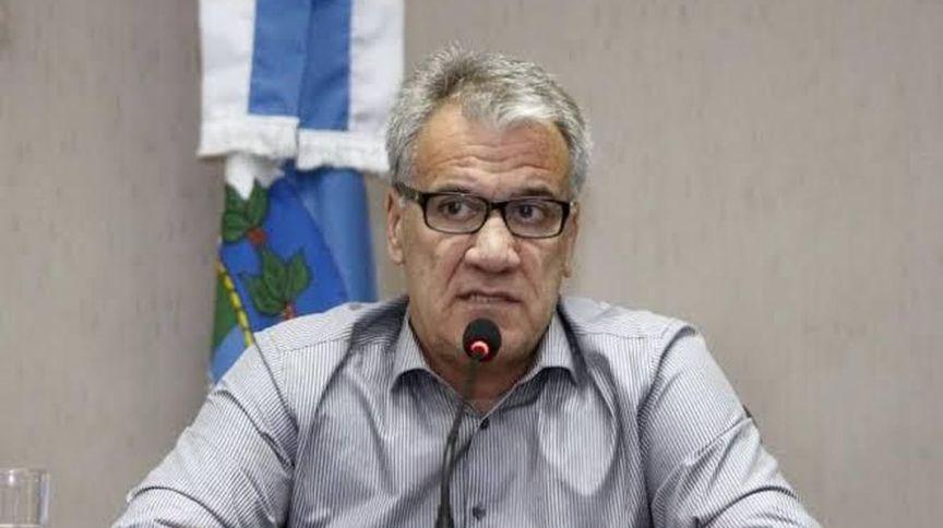 Presidente do Sindicato dos Atletas de Futebol do RJ, Alfredo Sampaio