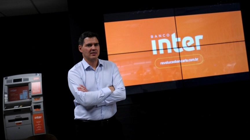 Joao Vitor Menin, presidente do Banco Inter. 6/11/2019.