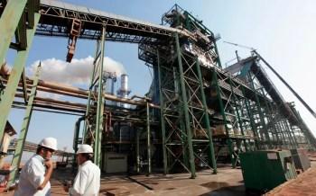 Na média global, a indústria nacional recuou 0,7% em agosto ante julho