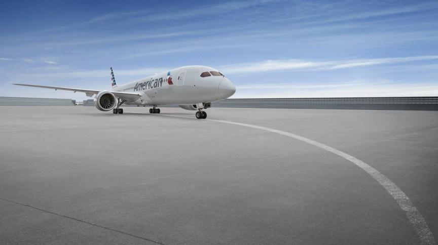 Avião da American Airlines, uma das empresas afetadas pelo vazamento